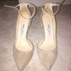Jimmy Choo D'orsay Pumps size 37.5